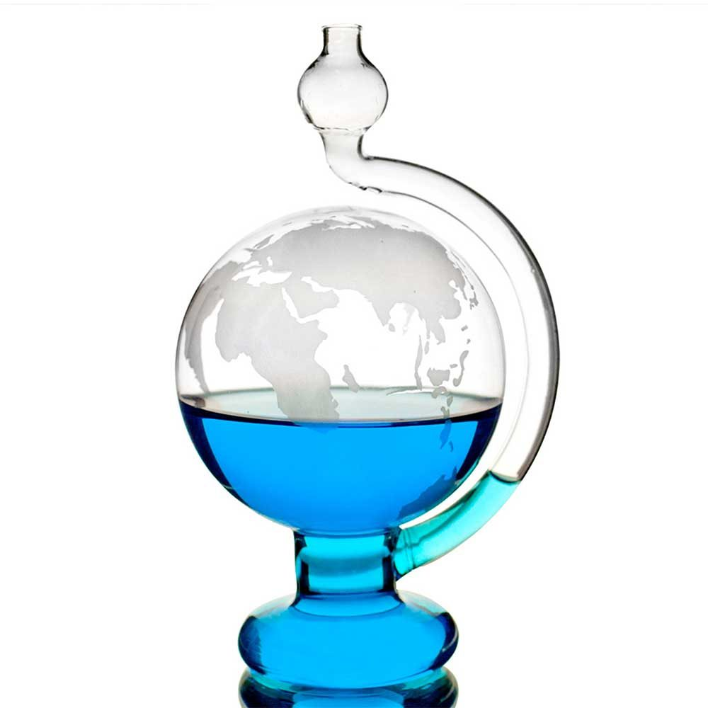 Cm Glass Globe