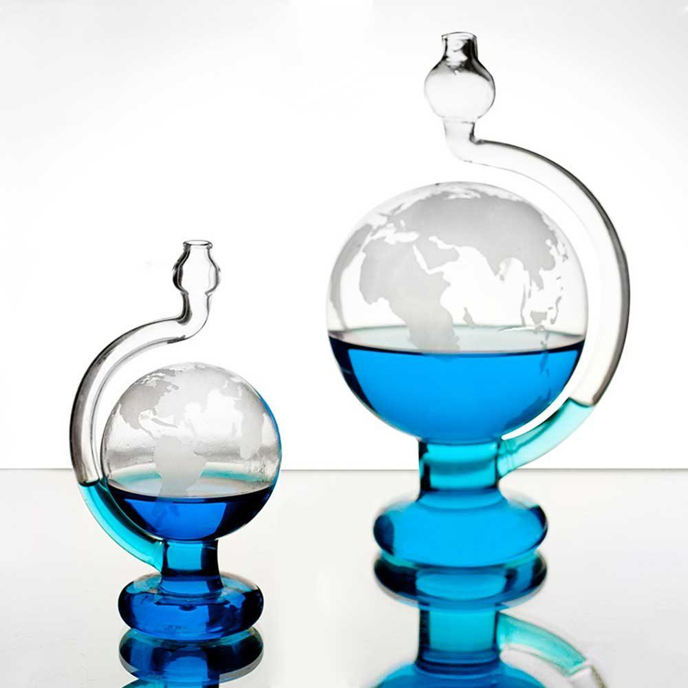 Globe Barometer Glass 16 5cm Mr Sci Science Factory