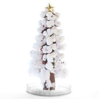 TWY120693_Magic Christmas Tree-White